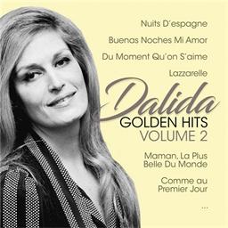 Dalida : Golden Hits volume 2