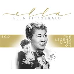 Ella Fitzgeral : The legend lives on