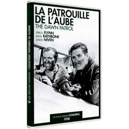 La patrouille de l'aube : Errol Flynn, Basil Rathbone, David Niven
