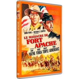 Le massacre de fort Apache : John Wayne, Henry Fonda…