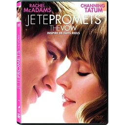 Je te promets : Channing Tatum, Rachel McAdams, Jessica Lange