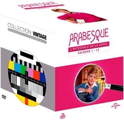 72 DVD Arabesque L'intégrale : Angela Lansbury