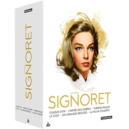 Simone Signoret 6 films cultes : Serge Reggiani, Jean Gabin, Alain Delon...