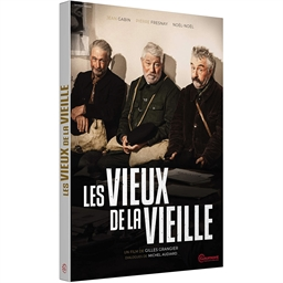 Les Vieux de la vieille : Jean Gabin, Pierre Fresnay, Noël-Noël, …