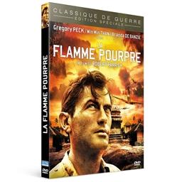 La flamme pourpre : Gregory Peck, Brenda de Branzie…