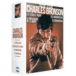 Charles Bronson : Coffret 4 films
