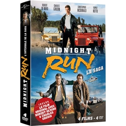 Midnight Run - La saga : Robert de Niro, Charles Grodin, ...