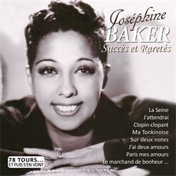 Joséphine Baker : Succès et raretés (1953-1959)