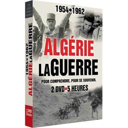 Algérie la guerre : 1954-1962