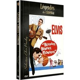 Blondes, brunes, rousses : Elvis Presley, Joan O'Brien…