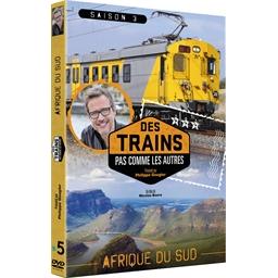 Afrique du sud en Train