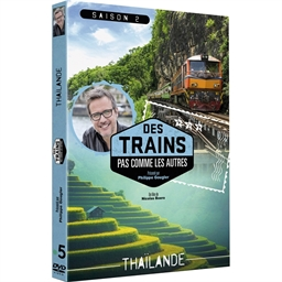Thaïlande en Train