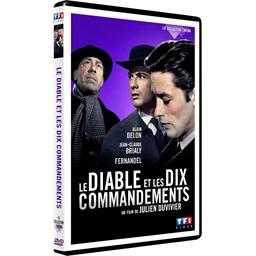 Le diable et les 10 commandements : Louis De Funès, Alain Delon, Charles Aznavour, Lino Ventura…