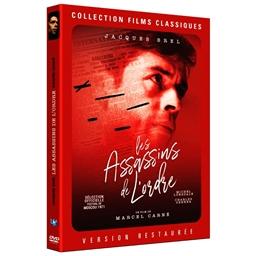 Les Assassins de l'ordre : Brel, Rouvel, Lonsdale - Les films du collectionneur