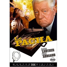 Jean Gabin, Dany Carrel, André Pousse : Le Pacha