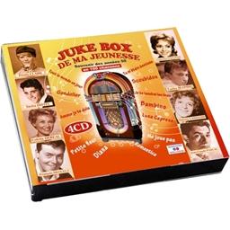 Le Juke-Box de ma jeunesse (coffret de 4 CD)
