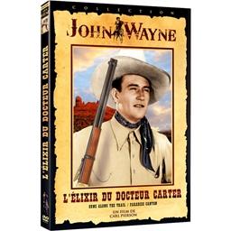 L'élixir du docteur Carter : John Wayne, Marion Burns…