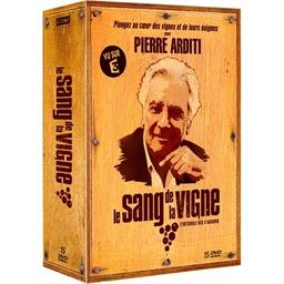 Le sang de la vigne intégrale 4 saisons : Pierre Arditi, Claire Nebout, Yoann Denaive...