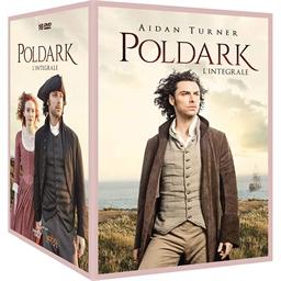 Poldark, intégrale saisons 1 à 5 : William Mcgregor, Winston Graham…