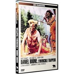 Daniel Boone, l'invincible trappeur : Bruce Bennett, Lon Chaney JR…