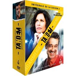 Tandem - Saison 2 : Astrid Veillon, Stéphane Blancafort, …