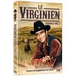 Le Virginien - Saison 3 - Volume 1 : James Drury, Doug MacClure, …