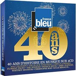 France Bleu : 40 ans