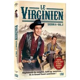 Le Virginien - Saison 4 - Volume 3 : James Drury, Doug MacClure, …