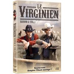 Le Virginien - Saison 6 - Volume 1 : James Drury, Doug MacClure, …