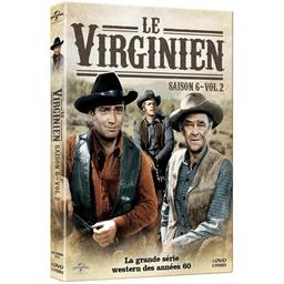 Le Virginien - Saison 6 - Volume 2 : James Drury, Doug MacClure, …