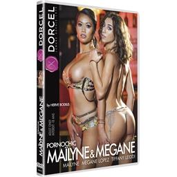 Maïlyne et Mégane