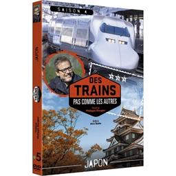 Japon en Train