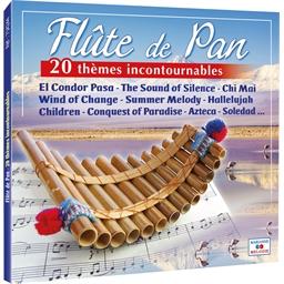 Flûte de Pan : 20 thèmes incontournables
