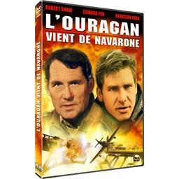 L'ouragan vient de Navarone : Robert Shaw, Harrison Ford