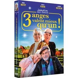 Joséphine ange-gardien - Trois anges valent mieux qu'un : Mimie Mathy, Francis Perrin…