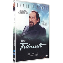 LES THIBAULT Vol. 1 : Charles Vanel, Philippe Rouleau, François Dunoyer…