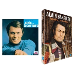 Le Lot Alain Barrière 2CD + DVD
