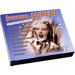 Jeanne Aubert: ses plus grands succès (2CD)
