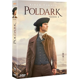 Poldark Saison 2 : Aidan Turner, Eleonore Tomlinson