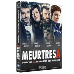 Meurtres à Provins & au Macif des Maures : Thierry Neuvic, Laurent Ournac, …