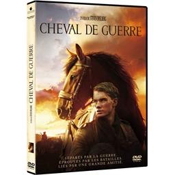 Cheval de guerre : Jeremy Irvine, Emily Watson… (DVD)