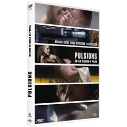 Pulsions : Michael Caine, Angie Dickinson…