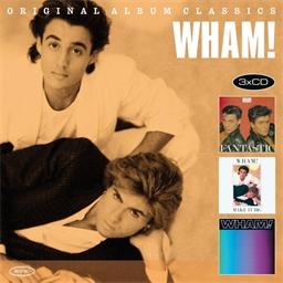 Wham : Original album classics