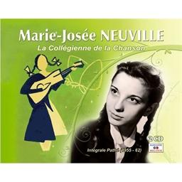 Marie-Josée Neuville : L'intégrale Pathé (1955-1962)
