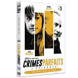 Crimes parfaits : Antoine Dulery, Alisa Ruschke…