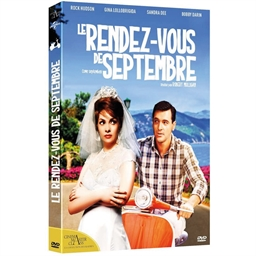 Le rendez-vous de septembre : Rock Hudson, Gina Lollobrigida, …