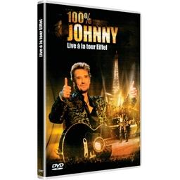Johnny Hallyday : 100% Johnny : Live à la tour Eiffel