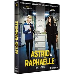 Astrid & Raphaëlle - Saison 2 : Lola Dewaere, Sara Mortensen, …