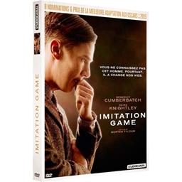 Imitation game : Benedict Cumberbatch, Keira Knightley, Matthew Goode