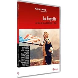 La Fayette : Jack Hawkins, Pascale Audret…